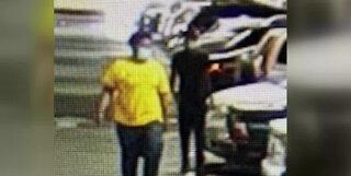 LVMPD: Group robbing people inside parking garages