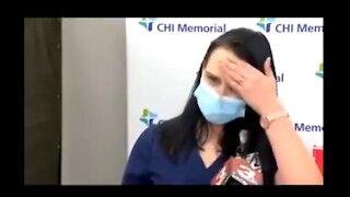 Tiffany Dover Rumer of Death following Covid Vaccine