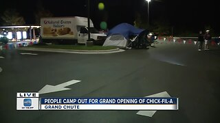 Chick-fil-a Grand Opening