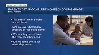 Parents Struggling