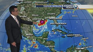 Tropical Storm Barry 7 a.m. update - 7/13/19