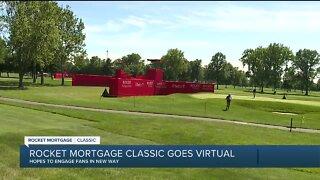 Rocket mortgage classic goes virtual