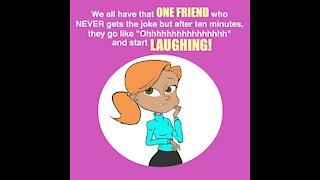 That one friend [GMG Originals]