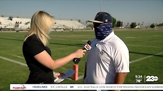 23ABC Sports: live interview with Golden Valley head football coach James Cain