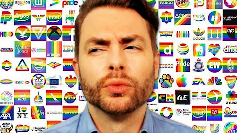Woke Corporations Virtue Signal With Rainbow Flags But Not in Middle East or China!
