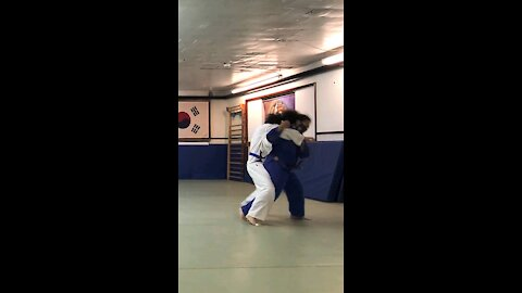 Judo Randori 111920