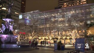Fountain Square New Year's Eve Blast replaced by light show