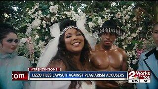 Lizzo Files Lawsuit Against Plagiarism Accusers