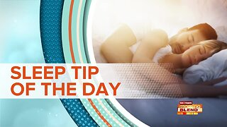 SLEEP TIP OF THE DAY: Relaxation, A Key To Sleep