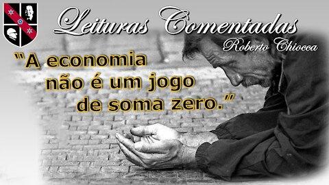 #43 Leituras Comentada - Alguns conselhos para aqueles que genuinamente querem ajudar os pobres