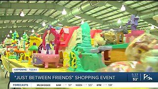 """Just Between Friends"" shopping event kicks off 23rd year"