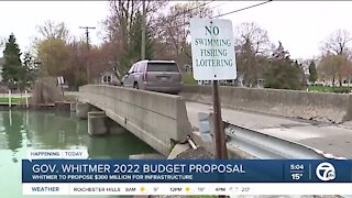 Gov. Whitmer to propose 2022 Michigan budget