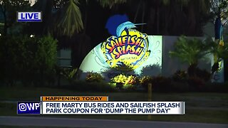 Martin County offering free bus ride on Thursday