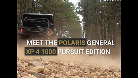 Polaris General XP 4 1000 Pursuit Edition