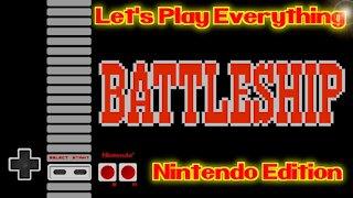 Let's Play Everything: Battleship