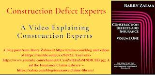 A Video Explaining Construction Experts