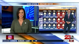 23ABC Evening weather update September 1, 2020