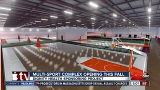 New multi-sport complex coming to Bakersfield
