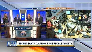 Mojo in the Morning: Secret Santa anxiety