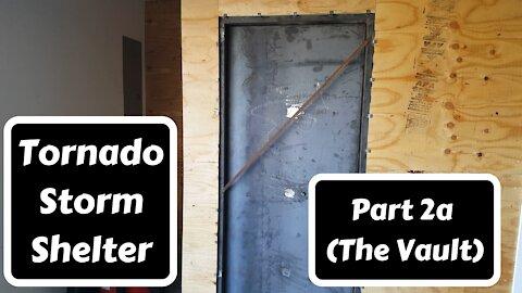 Tornado Storm Shelter Part 2a (The Vault)