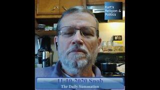 20201110 Snob - The Daily Summation