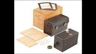 Antique Kodak Cameras