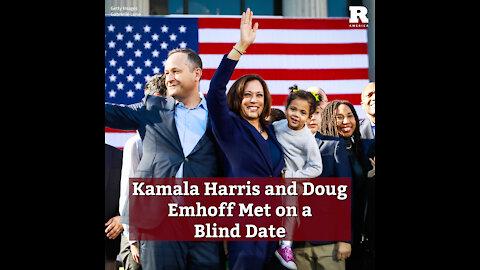 Kamala Harris and Doug Emhoff Met on a Blind Date
