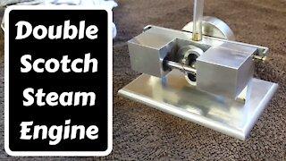 Double Scotch Steam Engine
