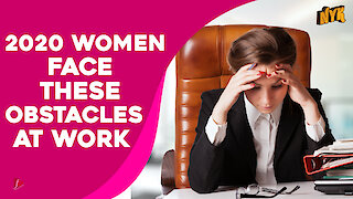 The top 4 biggest challenges women still face at workplace