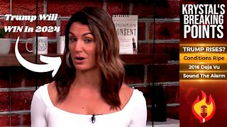 Krystal Ball Says the Most FRIGHTENING Words for Democrats