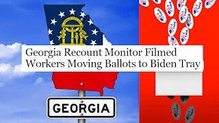 Georgia Recount Whistle Blower Has Video!