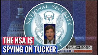 Bombshell Whistleblower Report: Tucker Carlson Is Being Spied on by the U.S. Government 🚨