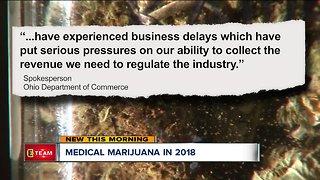 Medical marijuana in 2018