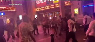 Violence on Las Vegas Strip over Labor Day weekend
