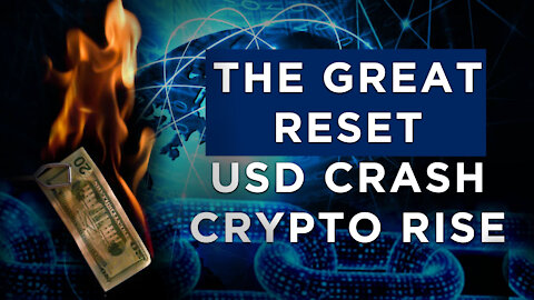 The GREAT RESET: The Plot to Crash USD & Usher in Digital Money/ Cryptocurrency/ NWO. How to Prepare