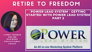 Power Lead System - Getting Started With Power Lead System Part 2