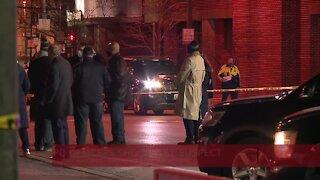 Baltimore Police investigating officer-involved shooting near the Inner Harbor Thursday night