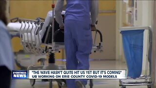 COVID-19 crisis in WNY: UB experts continue developing models
