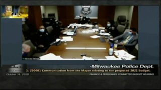 Milwaukee Police Department faces budget cuts with new proposal