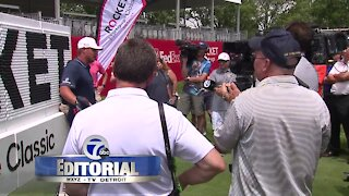 Editorial for 2021 Rocket Mortgage Classic.