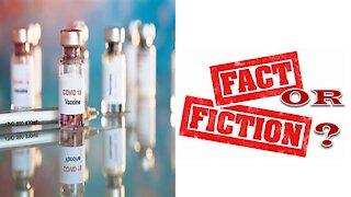 COVID 19 Vaccine Fact vs. Fiction