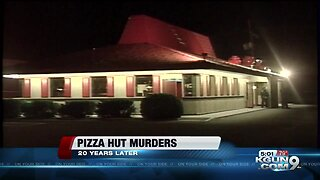 Pizza Hut Murders: Families cope 20 years later