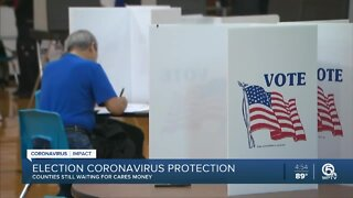 Most Florida counties still waiting for CARES dollars to protect voters from COVID-19