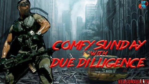 Due Dilligence Joins Zak & Craig on Comfy Sunday