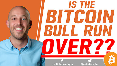 🔵 Is the Bitcoin Bull Run Over?? Why is the Price Crashing?? Earn 6% Interest on your Ethereum ETH!