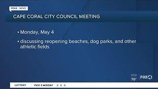 Cape Coral City Council to meet