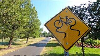 Biking around WNY