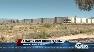 Amazon looking to hire 3,000 in Pima County