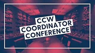 CCW Coordinator Conference