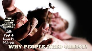 Why People Need Christ